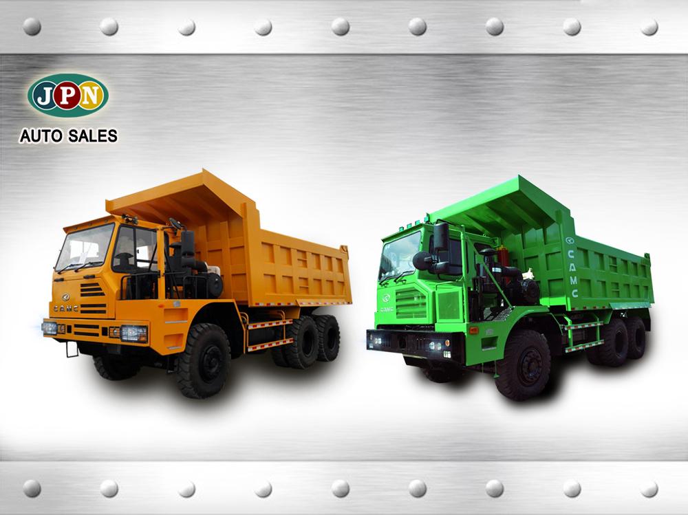 camc รุ่น mining dumper2